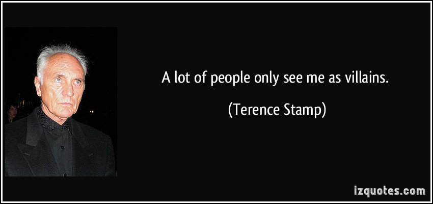 Terence Stamp's quote #6