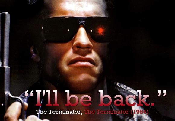 Terminator quote #1