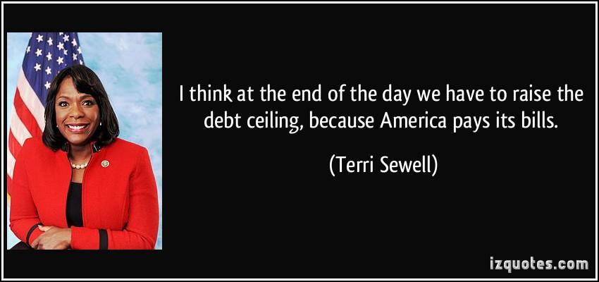 Terri Sewell's quote #1