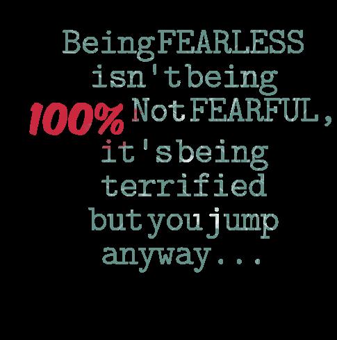 Terrified quote #2