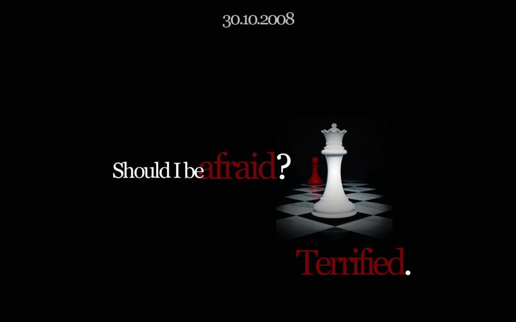 Terrified quote #6