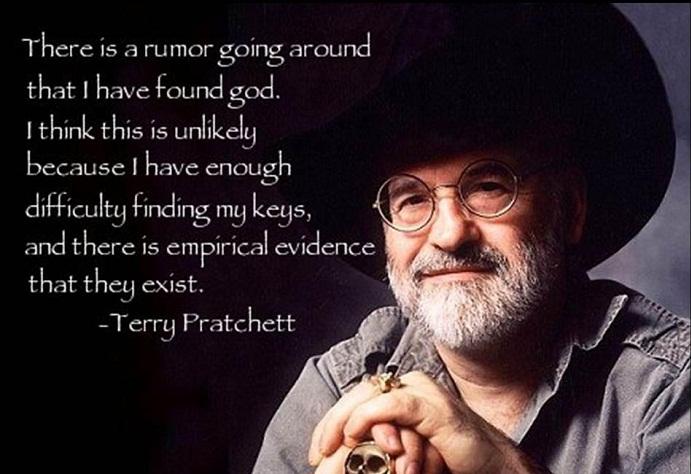 Terry Prachett's quote #3