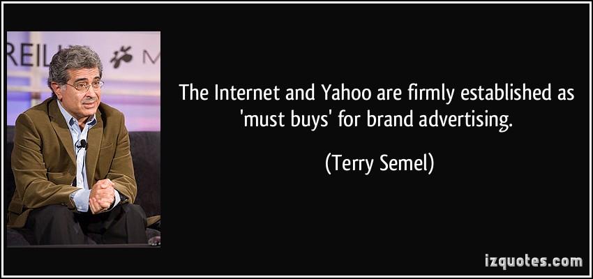 Terry Semel's quote #3