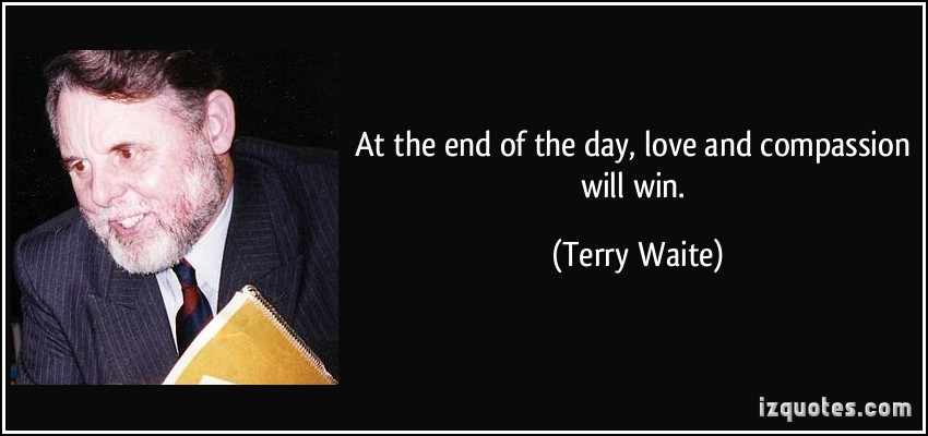 Terry Waite's quote #4