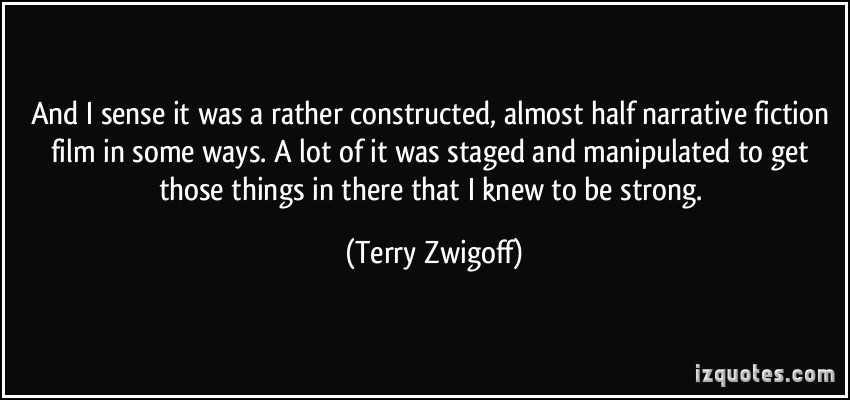 Terry Zwigoff's quote #2