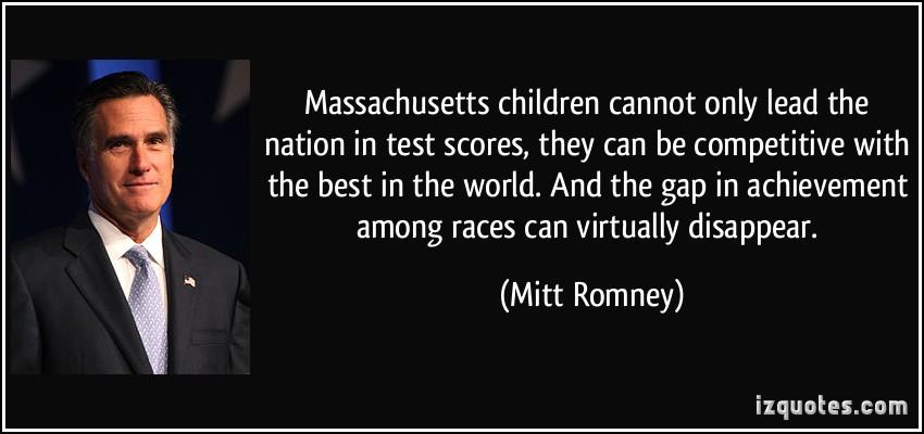 Test Scores quote #1