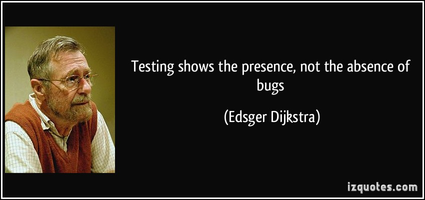 Testing quote #5