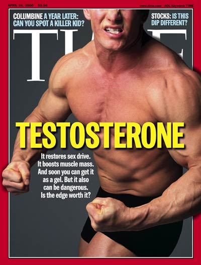 Testosterone quote #2