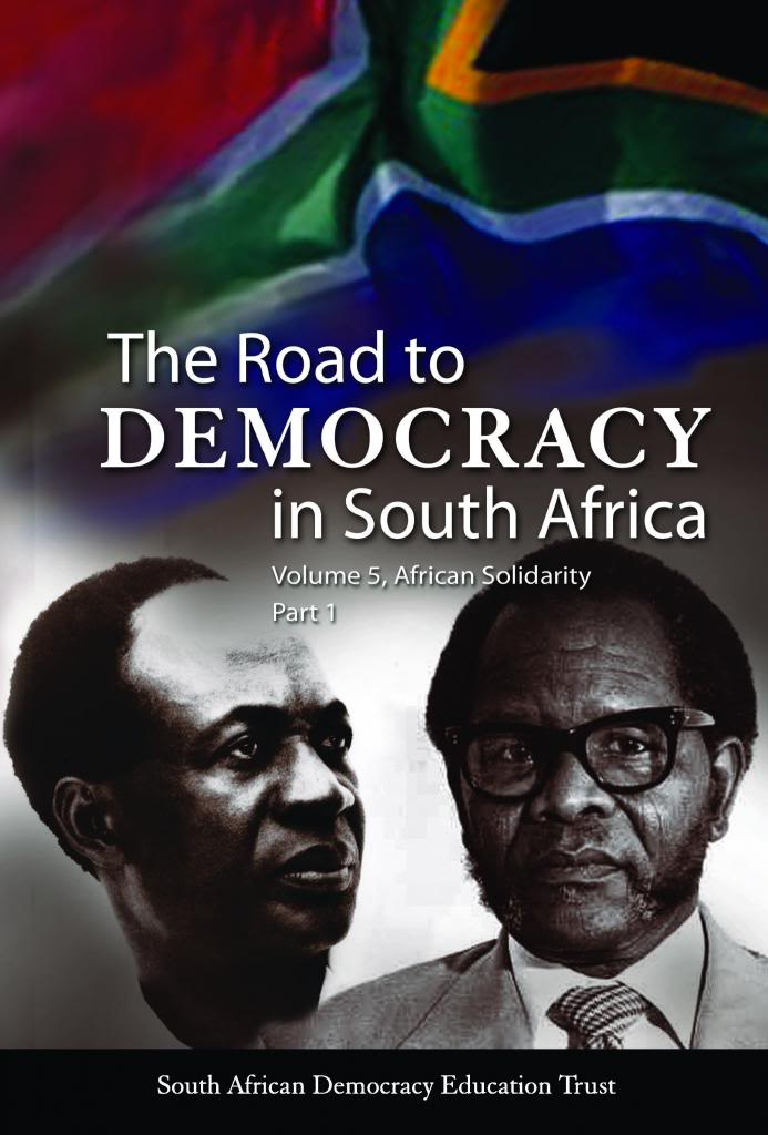 road to democracy in south africa essay