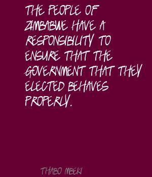 Thabo Mbeki's quote #3