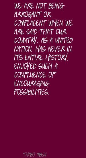 Thabo Mbeki's quote #7