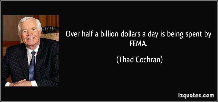 Thad Cochran's quote #5