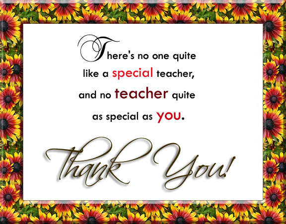 Thank You quote #1