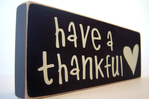 Thankfulness quote #2