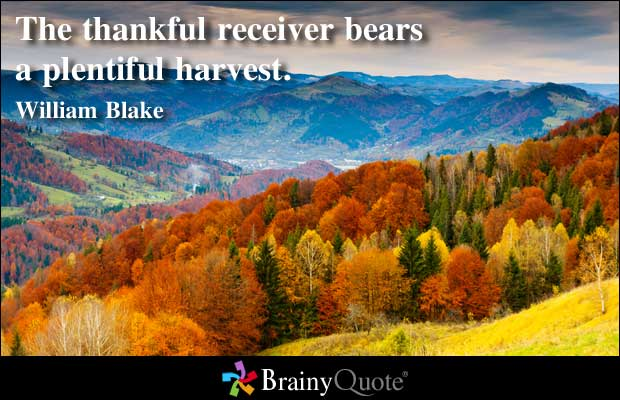 Thanksgiving quote #4