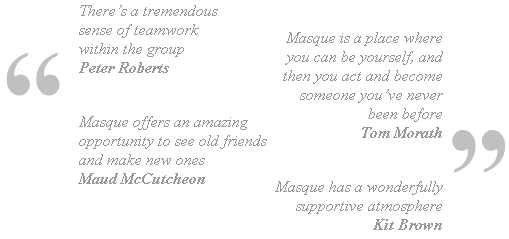 Theatre quote #4