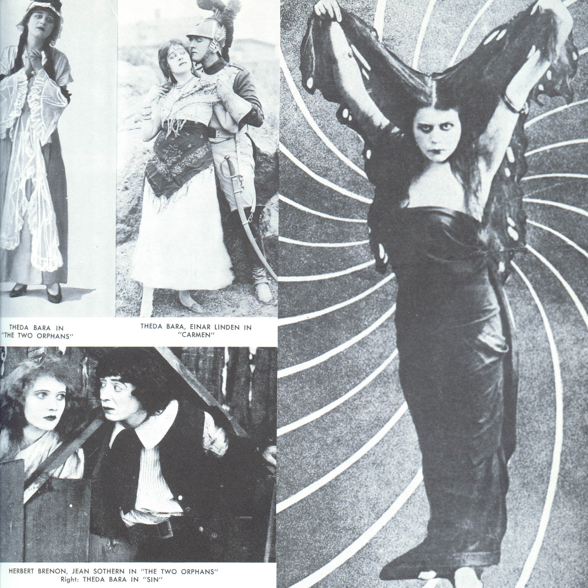 Theda Bara's quote #1