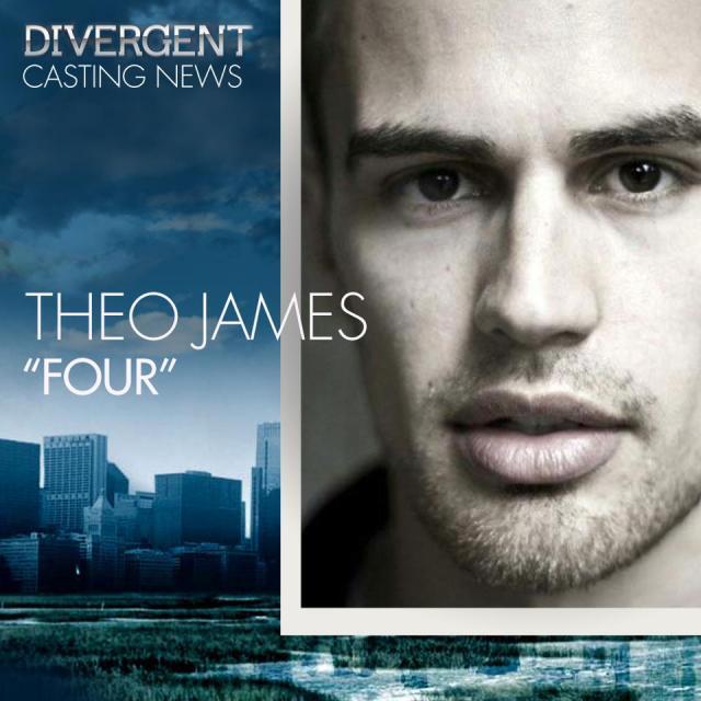 Theo James's quote #5