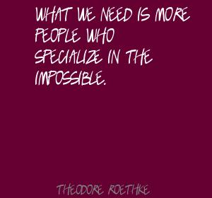 Theodore Roethke's quote #6