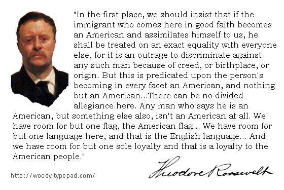 Theodore Roosevelt's quote #5