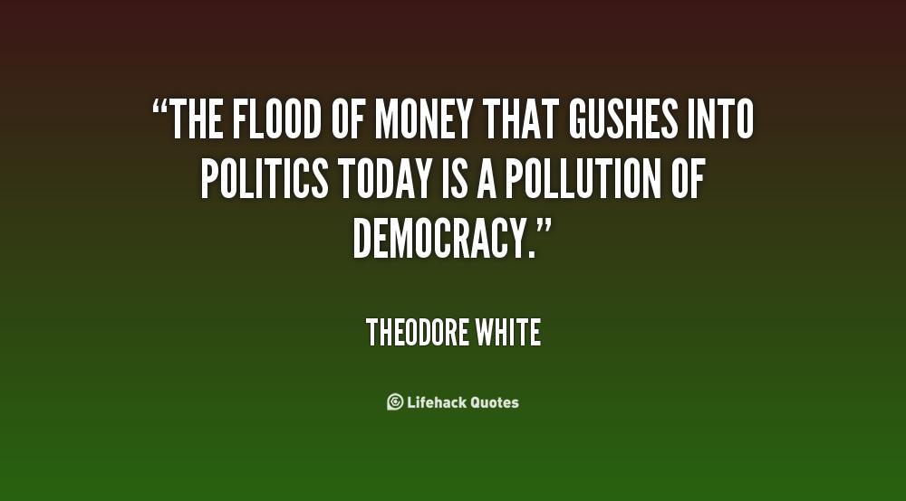 Theodore White's quote #7
