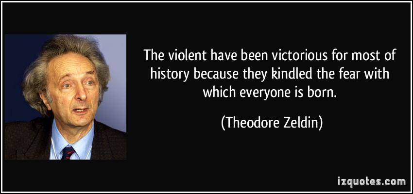 Theodore Zeldin's quote #1