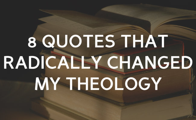 Theology quote #5