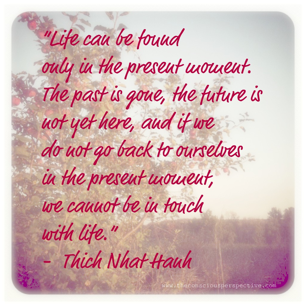 Thich Nhat Hanh's quote #1