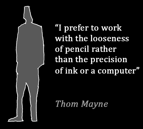 Thom Mayne's quote