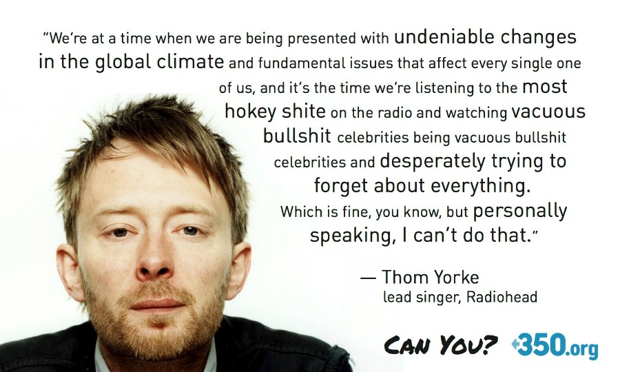 Thom Yorke's quote #4