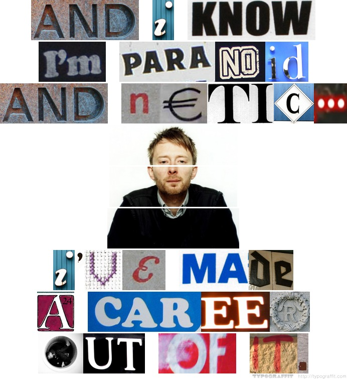 Thom Yorke's quote #2