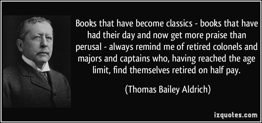 Thomas Bailey Aldrich's quote #5