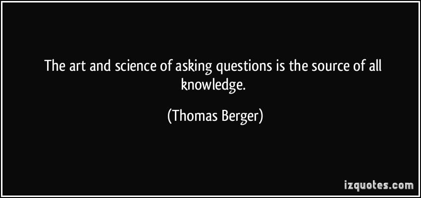 Thomas Berger's quote #1