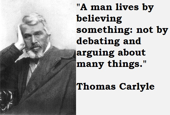 Thomas Carlyle's quote #4