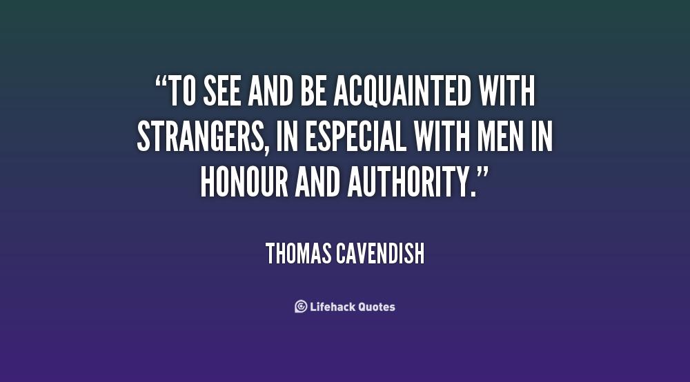 Thomas Cavendish's quote #6