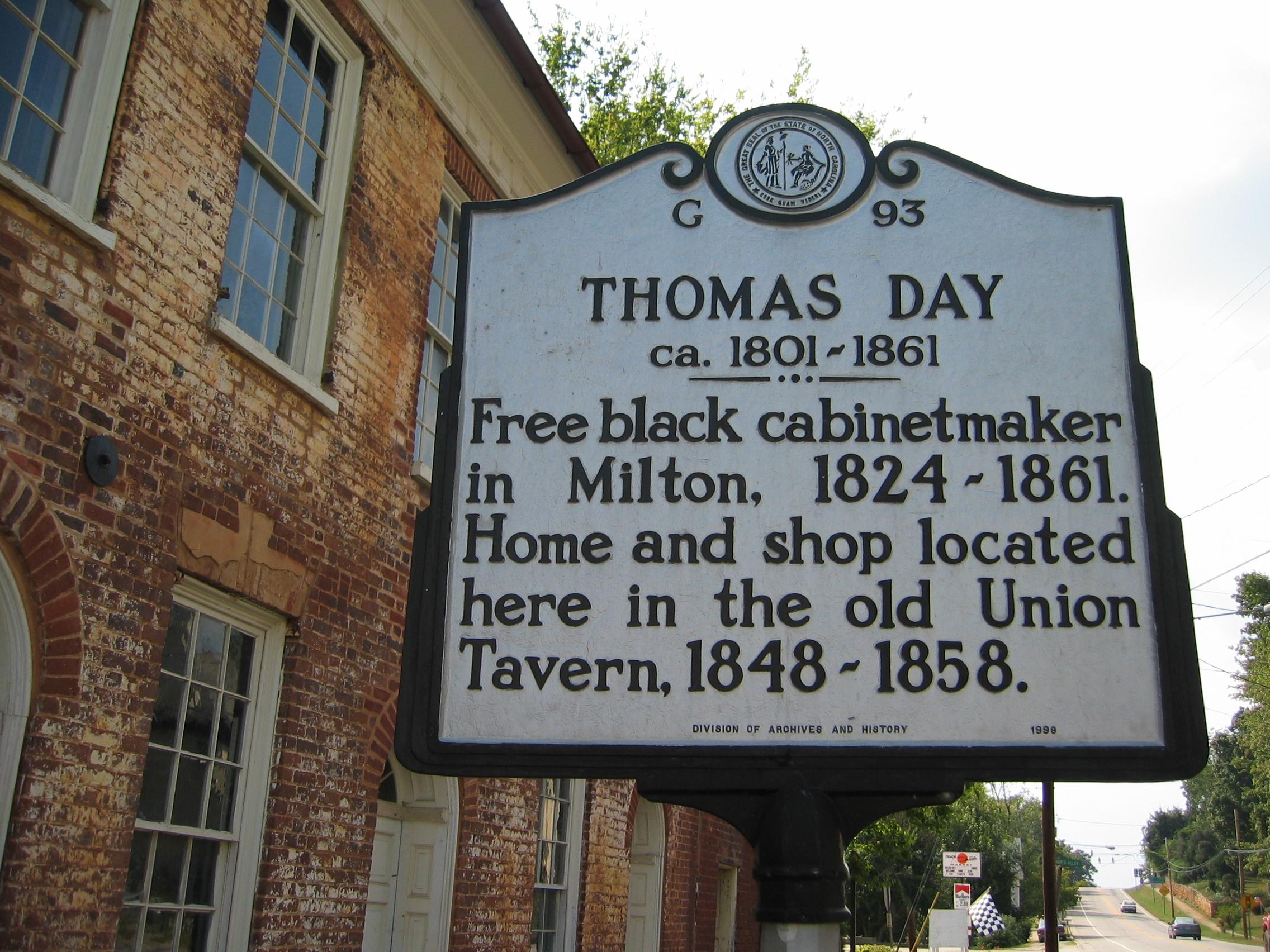 Thomas Day's quote #1