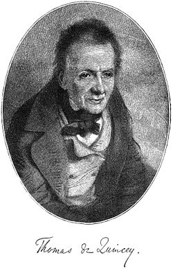Thomas de Quincey's quote #4