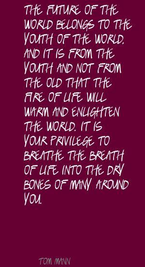 Thomas E. Mann's quote #5