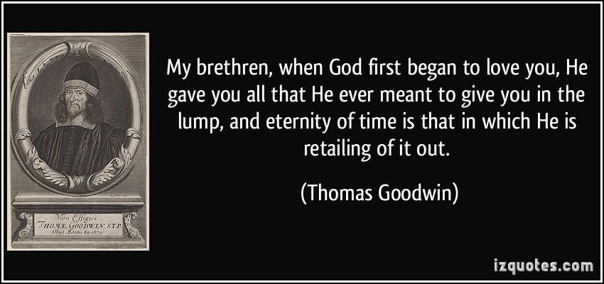 Thomas Goodwin's quote #3