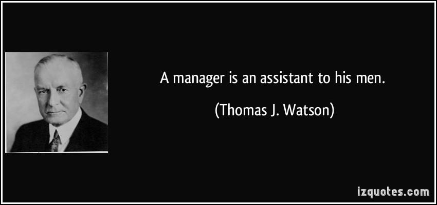 Thomas J. Watson's quote #6