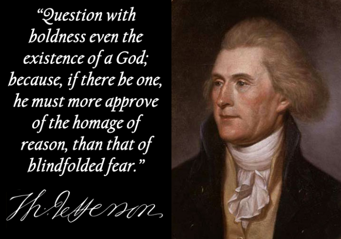 Thomas Jefferson quote #1