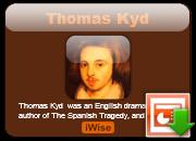 Thomas Kyd's quote #3