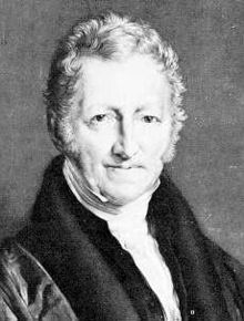 Thomas Malthus's quote #1