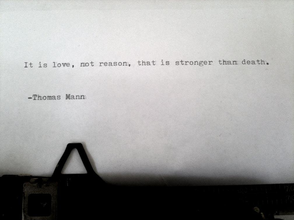 Thomas Mann's quote #3