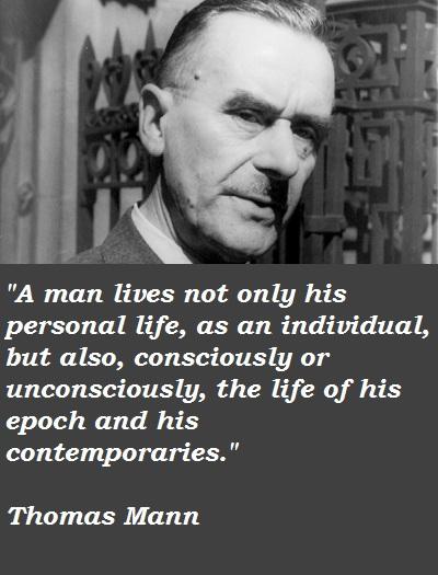 Thomas Mann's quote #4