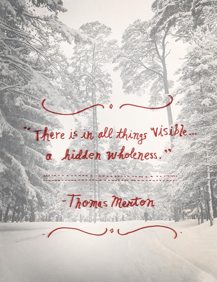 Thomas Merton's quote #7