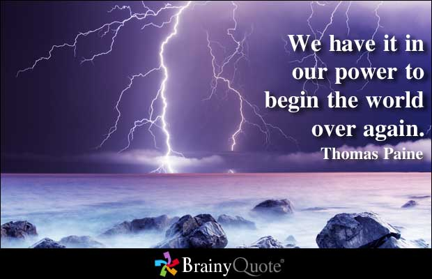 Thomas Paine's quote #5