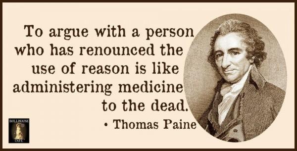 Thomas Paine's quote #7