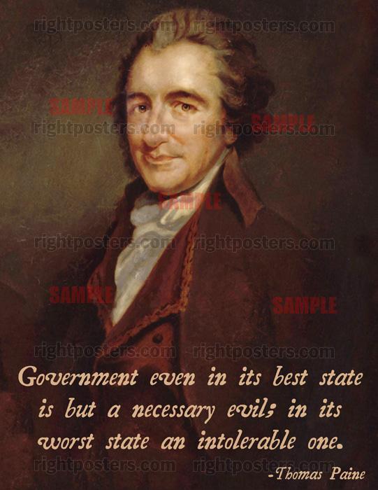 Thomas Paine's quote #8