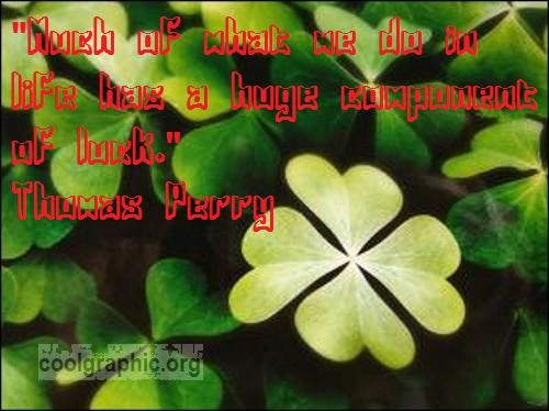 Thomas Perry's quote #5